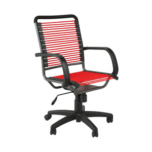 Bungie Red High Back Office Chair