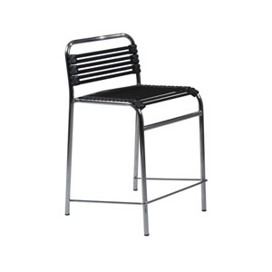 Bungie Flat Counter Chair, Set of Four