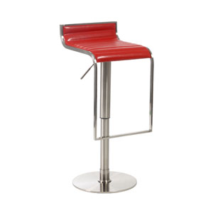 Forest Red Bar/Counter Stool