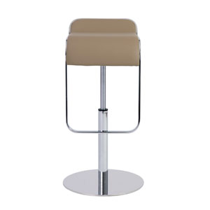 Freddy Taupe Bar Stool