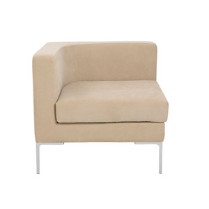 Vittorio Tan Sofa Unit