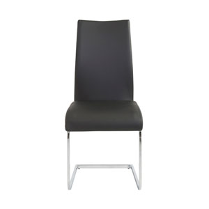 Epifania Black Side Chair, Set of 4