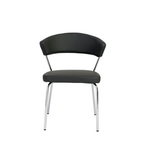 Draco Gray Side Chair, Set of Four