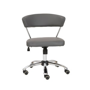 Draco Gray Office Chair