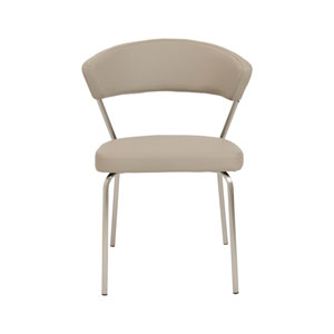 Draco Taupe Side Chair, Set of 4