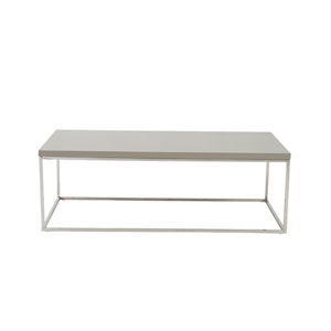 Teresa Taupe Coffee Table