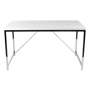 Gilbert White Lacquer Desk