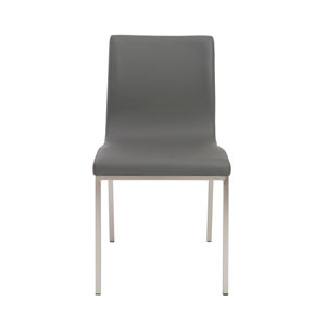 Scott Gray Side Chair, Set of 2