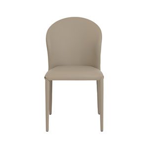 Elaine Taupe Side Chair, Set of 4