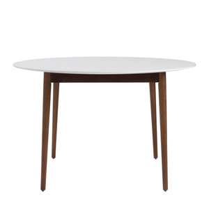 Manon White Dining Table