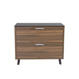 Hart Black File Cabinet