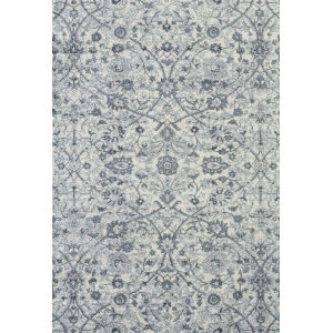 Alexandria Light Blue Rectangle 7 Ft. 9 In. x 9 Ft. 9 In. Rug