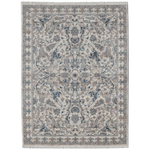 Arcadia Ivory Rectangle 9 Ft. 1 In. x 12 Ft. 9 In. Rug
