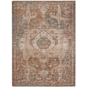 Eternal Taupe Rectangle 9 Ft. 10 In. x 13 Ft. 10 In. Rug