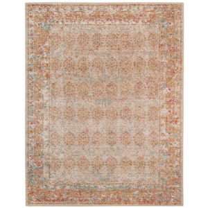 Eternal Beige Polypropylene Rectangle 7 Ft. 6 In. x 9 Ft. 6 In. Rug