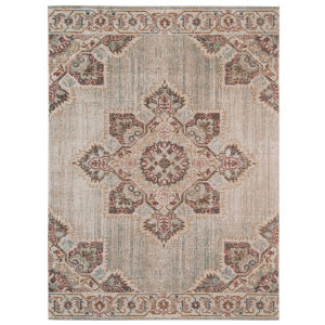 Eternal Beige Rectangle 7 Ft. 6 In. x 9 Ft. 6 In. Rug
