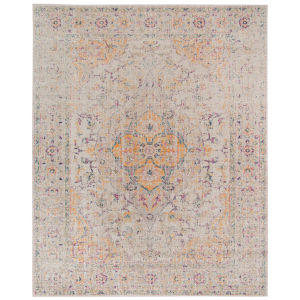 Eternal Ivory Rectangle 8 Ft. 11 In. x 11 Ft. 11 In. Rug