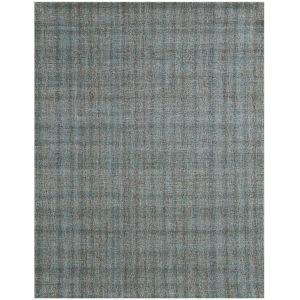 Laurel Blue Spruce Rectangular: 8 Ft. 6 In. x 11 Ft. 6 In. Rug
