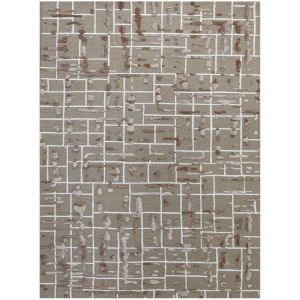 Perla Vintage Khaki Rectangle 2 Ft. x 3 Ft. Rug