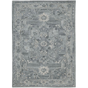 Vestige Gray Rectangular: 8 Ft. x 10 Ft. Rug
