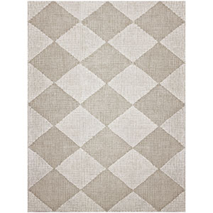 Amanya Ivory Rectangular: 5 Ft. x 8 Ft. Rug
