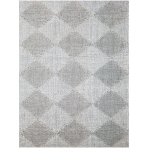 Amanya Aqua Rectangular: 5 Ft. x 8 Ft. Rug