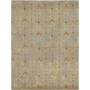 Anatolia Ice Blue Rectangular: 2 Ft. x 3 Ft. Rug