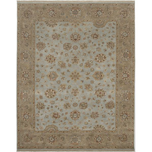 Luxor Mint Rectangle: 6 Ft. x 9 Rug