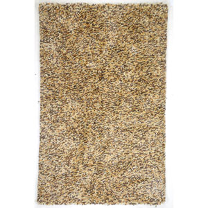 Cozy Design Caramel Rectangular: 2 Ft. x 3 Ft. Rug