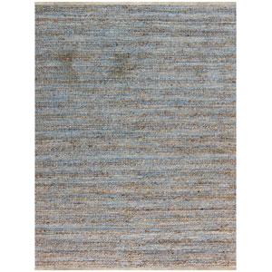 Naturals Blue Rectangular: 2 Ft x 3 Ft Rug
