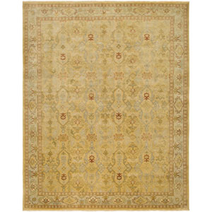 Anatolia Gold Rectangle: 6 Ft. x 9 Rug
