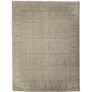 Anatolia Bodrum Design Silver Sand Rectangular: 2 Ft. x 3 Ft. Rug