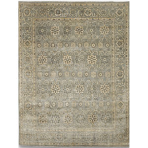 Anatolia Milas Design Gray Rectangular: 2 Ft. x 3 Ft. Rug