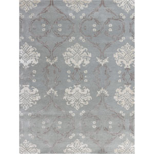 Serendipity White Ice Rectangular: 2 Ft x 3 Ft Rug