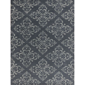 Serendipity Gray Stone Rectangular: 2 Ft x 3 Ft Rug