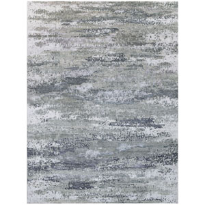 Synergy Light Gray Rectangular: 2 Ft. x 3 Ft. Rug