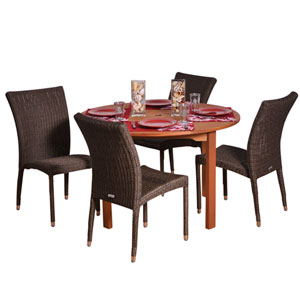 Lorrainne Five-Piece Dining Set
