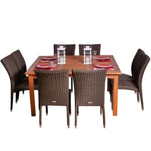 Provence Nine-Piece Dining Set