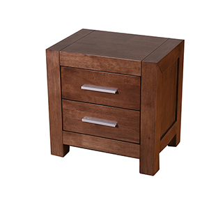 California Mid-Century Nightstand