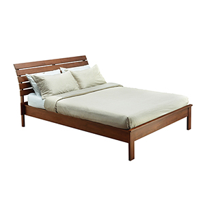 California Mid-Century Queen Bed