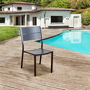 Atlantic Koningsdam 4 Piece Patio Chair Set