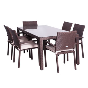 Liberty Seven-Piece Dining Set