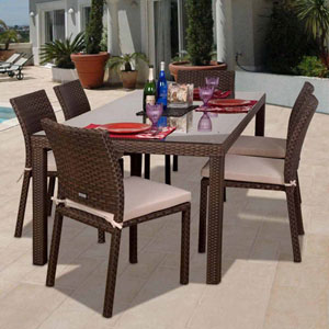 Liberty Seven-Piece 'Classic' Dining Set