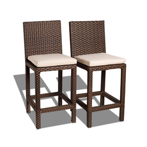 Monza Barstools, Set of Two