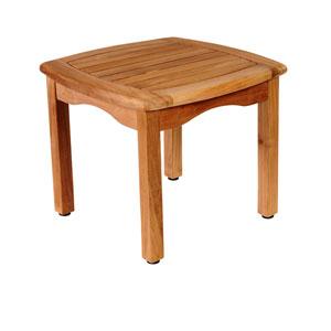 Amazonia Intan Teak Square Side Table