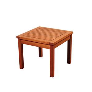 Amazonia Kingsbury Eucalyptus Side Table