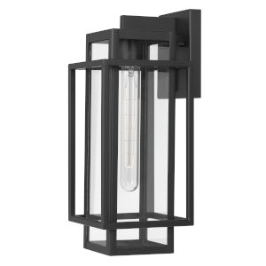Tahoma Black 20-Inch One-Light Outdoor Wall Mount
