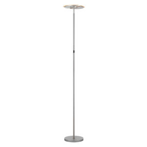 Mantis Silver 68-Inch LED Floor Lamp