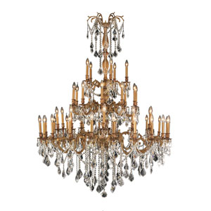 Windsor French Gold Forty-Five Light Chandelier