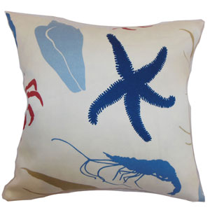 Decorah Aquatic Pillow American Beauty